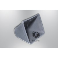 Ковш норийный L-160 мм (пластик)