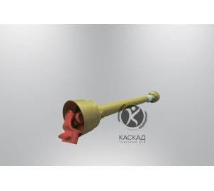 Вал карданный (шарнирный) КТУ-10 50.0560 в сборе