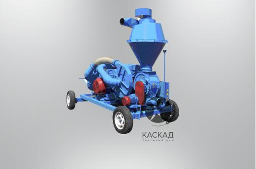 Пневматический транспортер зерновых ПТЗ-25 (зерновой)