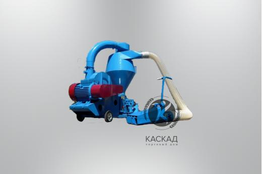 Пневматический транспортер зерновых ПТЗ-14 (универсальный)