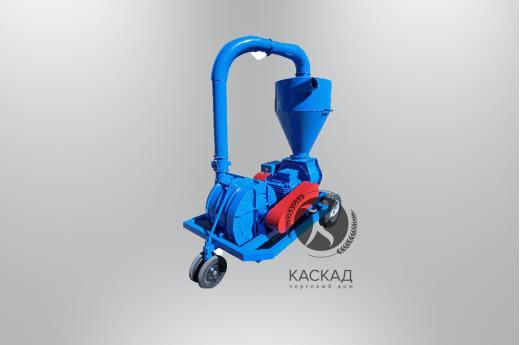 Пневматический транспортер зерновых ПТЗ-40