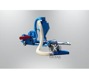 Пневматический транспортер зерновых ПТЗ-12 (универсальный)
