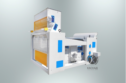 Сепаратор зерноочистительный БСХ-200 (с пневоканалом и питателем)