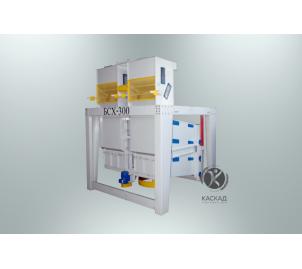 Сепаратор зерноочистительный БСХ-300 (без ПК;аспирация ББЦ-550-1шт,без УОВ-1шт)