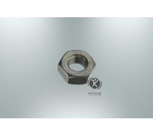 Гайка шестигранная М10 ГОСТ 5927-70, DIN 934
