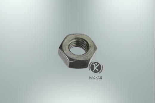 Гайка шестигранная М12х1,5 ГОСТ 5927-70, DIN 934