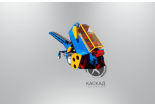 Ковшовый шнековый погрузчик Р6-КШП-6 (Капремонт)