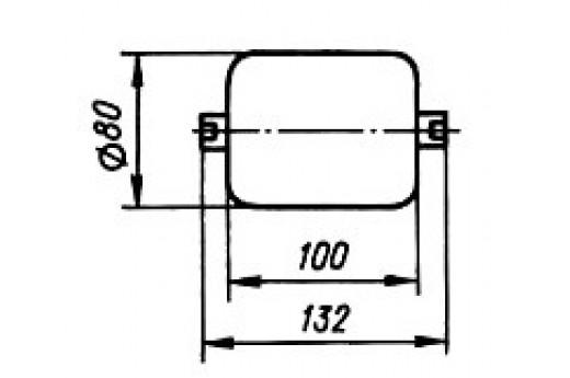 Ролик опорный (нижний) КШП-3М 5.02.12.00 СБ
