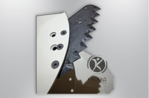 Нож на кормосмесители (BVL,Farezin,KUNH,SEKO)