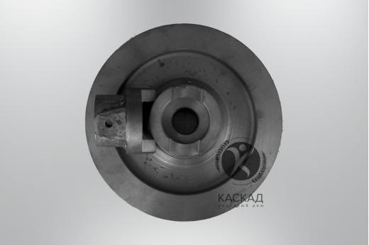 Шкив привода триерных барабанов и муфта Петкус К-531 6531.60.289
