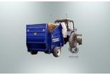 Измельчитель сена и соломы ТМ ТESEO ( стандарт ротором и комплектом для мелкой фракции)