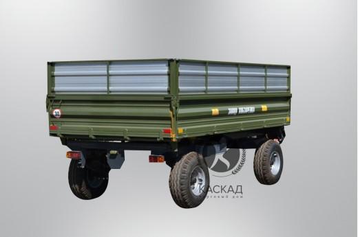 Тракторный прицеп 2ТСП-8