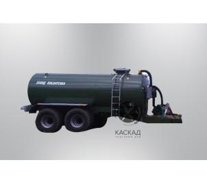 Вакуумный полуприцеп-цистерна ВНЦ 6-16