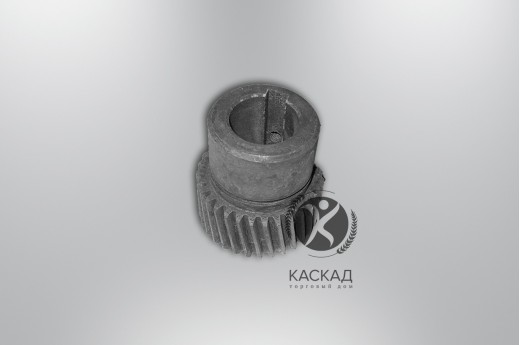 Шестерня эл. двиг. 4 кВт (косозубая) Цена без НДС